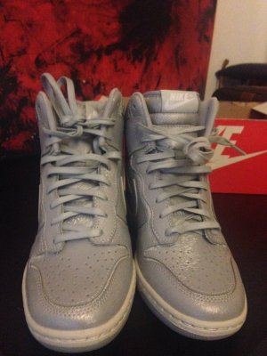 Nike Dunk Sky Hi wolf grey Wedges