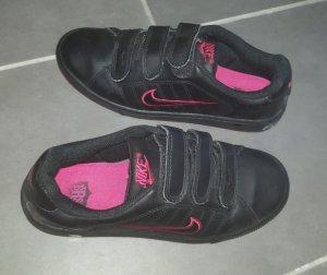 Nike Klittenband Sportschoenen zwart