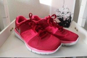 Nike Zapatilla brogue magenta-blanco