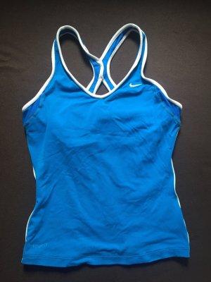Nike Canotta sportiva blu