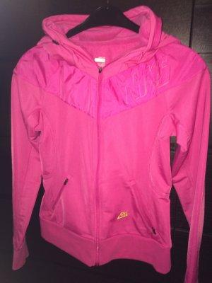 Nike Giacca sport rosa