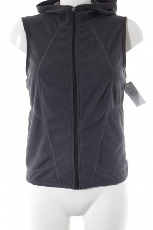 Nike Fleece Vest grey athletic style
