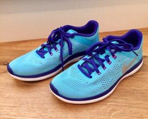 Nike Flex 2016 run 39 Sneaker Türkis