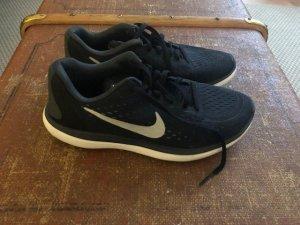 Nike Sneaker stringata nero Fibra tessile