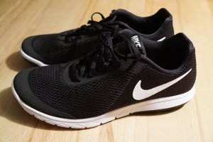 Nike Shoes black-white synthetic