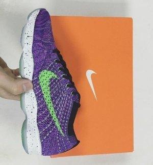 Nike Flyknit Zoom Sneaker Trainer bunt neu!