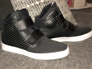 Nike Basket montante noir-blanc