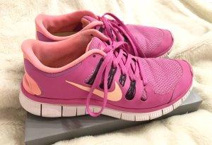 Nike Free 4.0 pink Koralle