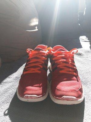 Nike Zapatillas rojo