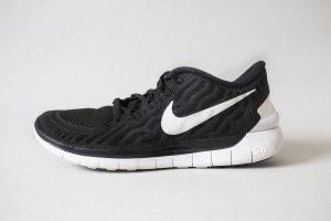 Nike Free 5.0 Damen Laufschuhe Größe 38
