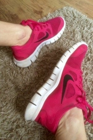 Nike Free 5.0, Größe 38