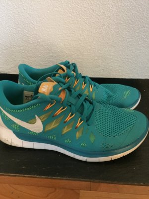Nike Free 5.0 Grün Weiß