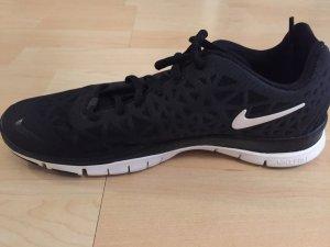 Nike Free 5.0 schwarz weiß
