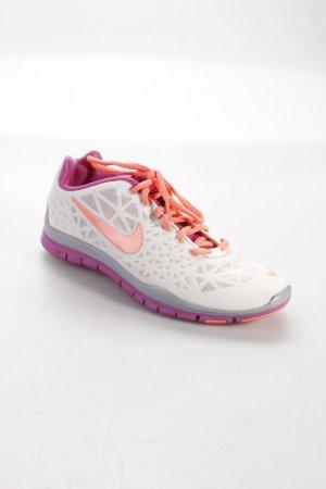 Nike Free 5.0 Sneaker weiß
