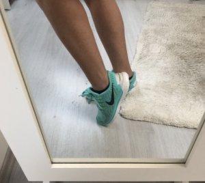 Nike Free 5.0 Türkis blau gr 37.5