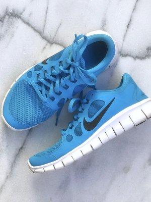 Nike Free 5.0 Türkis