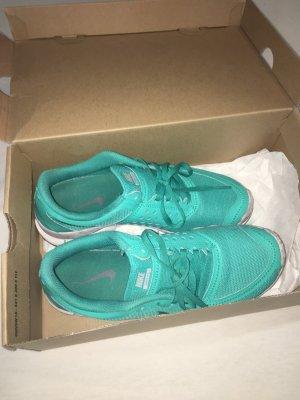 Nike Free 5.0 V4 Türkis Gr. 40