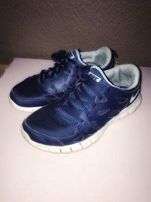 Nike Free Blau