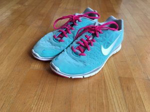 Nike Free Größe 39 Türkis