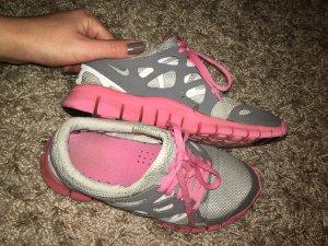 Nike Free pink Damen