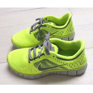 Nike Free Run 3 Neon