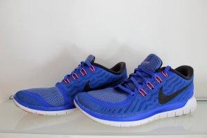 Nike Free Run 5.0 Damen blau 40 Schuhe Sneaker