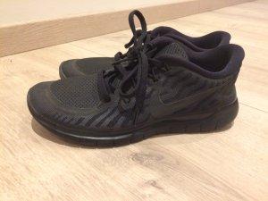 Nike free sneaker n Schwarz