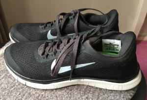 Nike Free Sneaker, Schwarz, Gr. 38/39