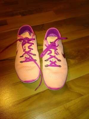 nike free TR FIT 5, damen sneaker