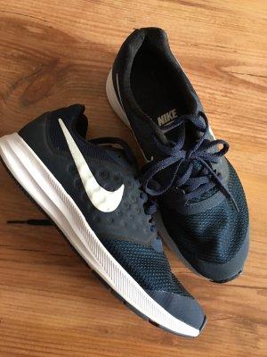 Nike Free Turnschuhe dunkelblau (38)