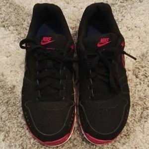 Nike Free Waffle 5.0 schwarz pink