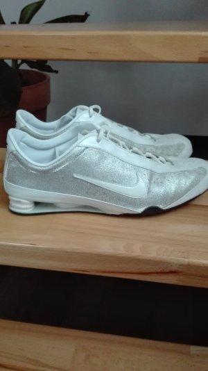 Nike Sneakers wit-zilver