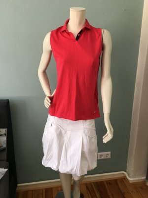 Nike Golf Shirt rot Sri-Fit Größe M - Golfsport