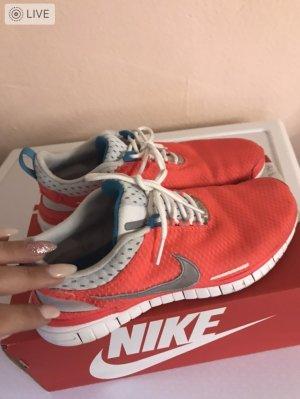 Nike Gr. 38, neon orange, Top