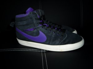 Nike Hally Hoop Größe 38, Wildleder. Neupreis 121,95 Euro
