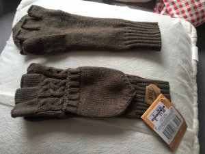 Nike Gloves light brown