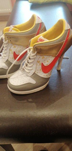 Nike High Heels multicolored