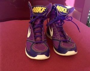 Nike High Top Boxer Schuhe Retro Kraftsport