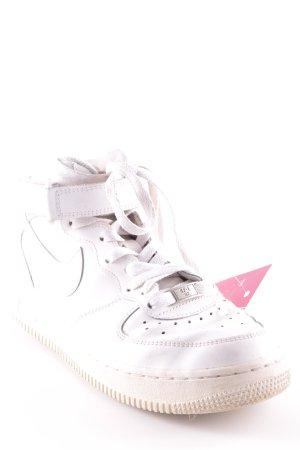 "Nike High Top Sneaker ""Air Force One"""