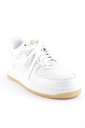 """Nike High Top Sneaker """"Nike Air Force 1"""" white"""