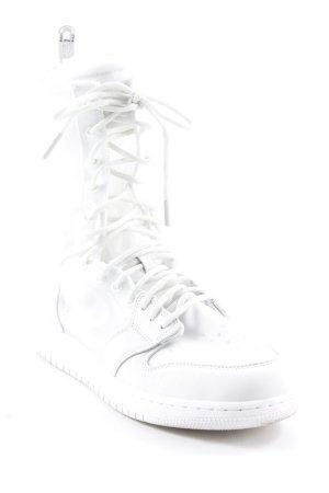 "Nike High Top Sneaker ""Nike Air"" weiß"