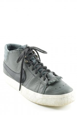 Nike High Top Sneaker petrol Casual-Look