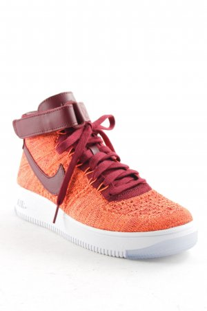 "Nike High Top Sneaker ""W NIKE AIR FORCE 1 FLYKNIT"""