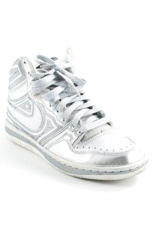 "Nike High Top Sneaker ""WMNS Court Force High x Freeze Queens Crew"""