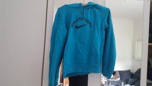 Nike Jersey con capucha azul cadete