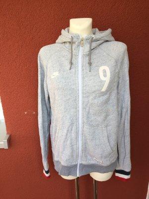 Nike Hoodie grau gr M oversized