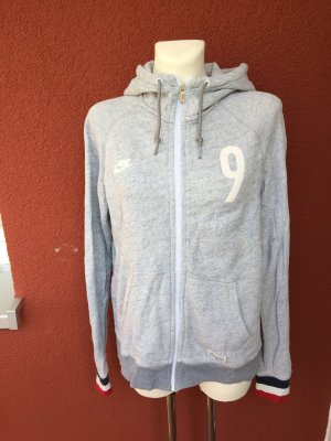 Nike Gilet de sport gris