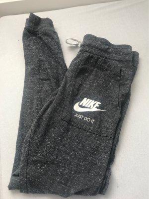 Nike Joggingbroek grijs