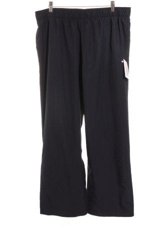 Nike Hose dunkelblau sportlicher Stil