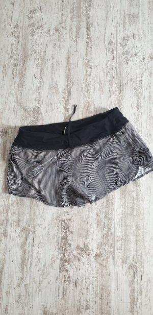 Nike Pantalone da ginnastica bianco-nero